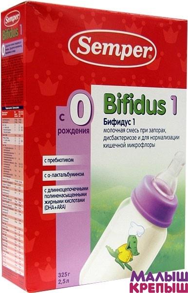 Semper bifidus инструкция